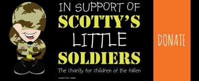IN SUPPORT OF SCOTTYS LITTLE SOLDIERS